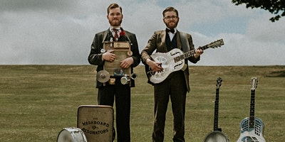 The Washboard Resonators at Tockholes Village Hall