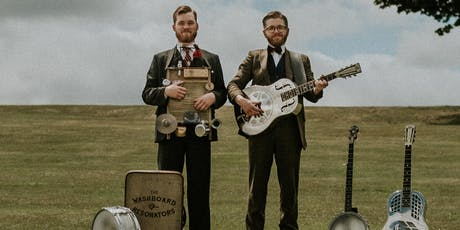 The Washboard Resonators at Tockholes Village Hall tickets