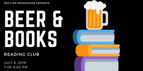 Beers & Books tickets