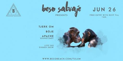 Tjerk Om/ Böje/ Apache by Beso Salvaje