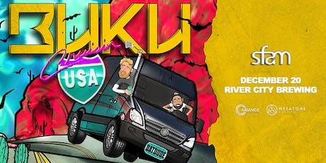 Buku's Cruisin' USA Tour ft. sfam - Jacksonville, FL tickets