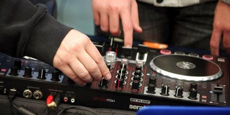 DJ-ing and Beatmaking (Session 1) tickets