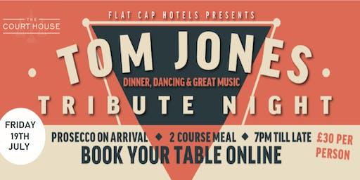 Tom Jones Tribute Night - The Courthouse, Cheshire
