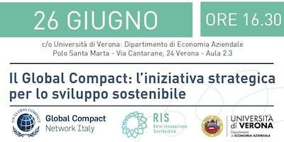 Il Global Compact: l'iniziativa strategica per lo sviluppo sostenibile