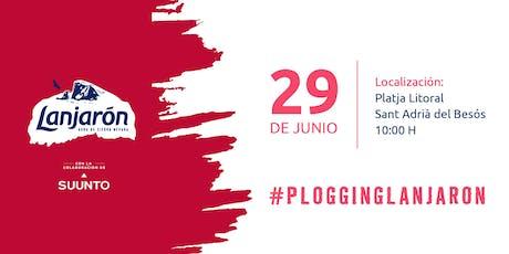 PLOGGING LANJARÓN junto con Valentí Sanjuan. Apto para todos los públicos! entradas
