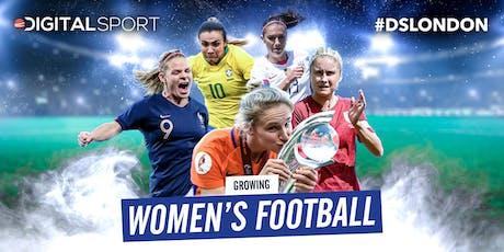 Growing Women's Football tickets