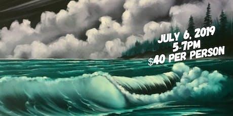 Bob Ross: Stormy Night tickets