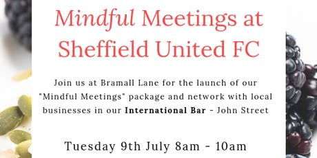 Mindful Meetings Networking Event tickets