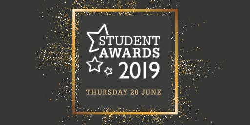 Student Awards 2019