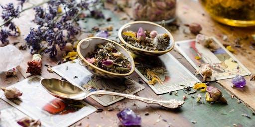 Tarot & Tea Workshop