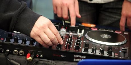 DJ-ing and Beatmaking (Session 2) tickets