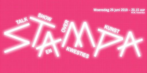 Stampa #10 - Talkshow over kunst en kwesties