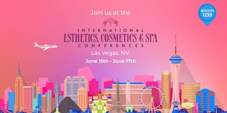 International Ethics Cosmetics Spa Conference with Starpil Wax tickets
