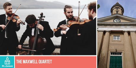 The Maxwell Quartet tickets