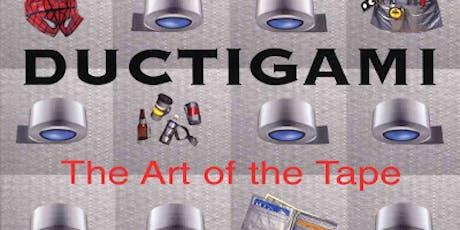 SCHOOL HOLIDAYS: Ductigami (Sebastopol) tickets