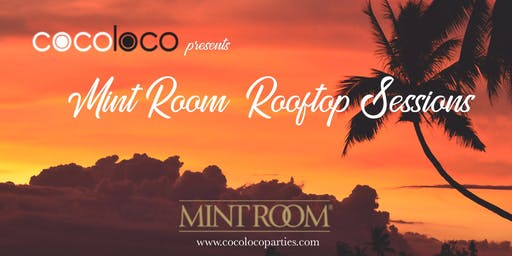 Cocoloco Presents Roof Top Sessions