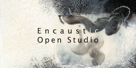 Encaustic Open Studio tickets