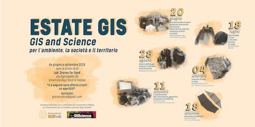Estate GIS | GIS and Science per l'ambiente, la società e il territorio