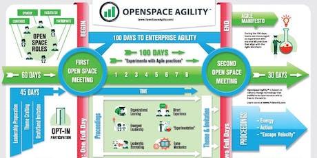 """Zertifizierungstraining """"OpenSpace Agility (OSA)"""" Tickets"""