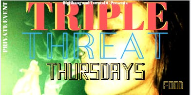 Triple Threat Thursdays