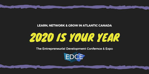 EDCE Entrepreneurial Development Conference and Expo Halifax 3.0