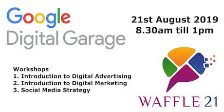 Google Digital Garage @ Waffle21 tickets