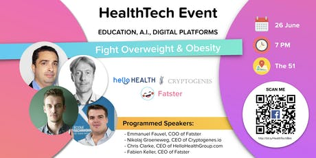 Fight Overweight & Obesity with Education, IA, Digital Platforms tickets