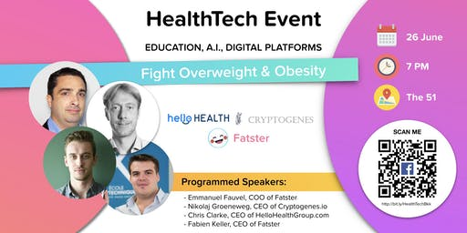 Fight Overweight & Obesity with Education, IA, Digital Platforms