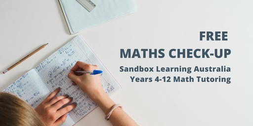 FREE MATHS CHECK-UP