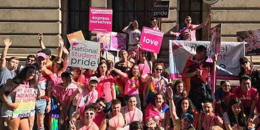 Pride in London 2019 Walking Group - National Student Pride