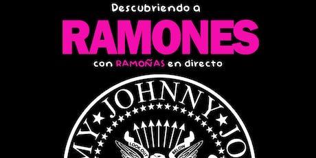 ROCK EN FAMILIA: Descubriendo a Ramones en Vitoria entradas