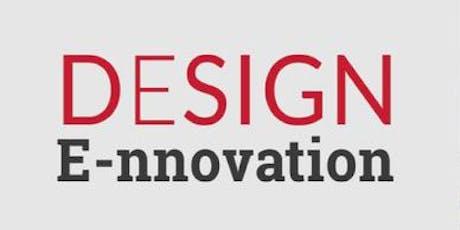 DESIGN E-NNOVATION 2019 biglietti