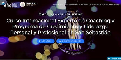 Cita inidividual Informativa. Curso Internacional Experto en Coaching y Programa de Crecimiento y Liderazgo Personal y Profesional