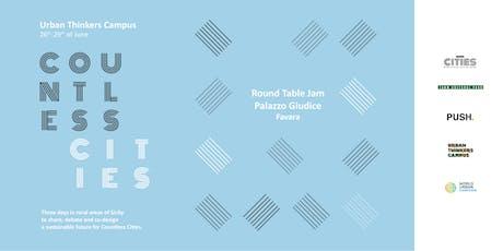 Countless Cities // Round Table Jam biglietti