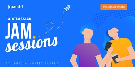 Atlassian JAM Sessions 2019 bilhetes