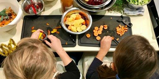 Wir kochen Asiatisch - Kochkurs für Kinder