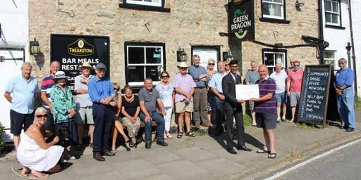 More Than A Pub Study Visit to The Green Dragon Exelby
