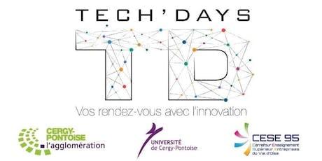 Tech' Days : Cybersécurité, comment protéger mon entreprise ? billets