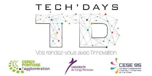Tech' Days : Cybersécurité, comment protéger mon entreprise ?