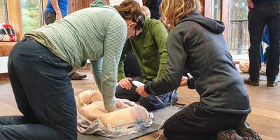 Outdoor First Aid Level 3 Award