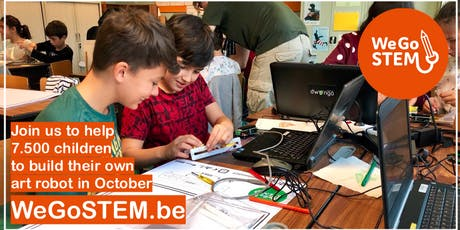 WeGoSTEM Info Session: become our volunteer tickets