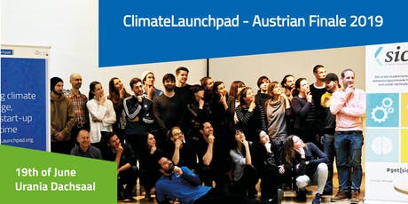 Austrian National Final: ClimateLaunchpad 2019 Tickets