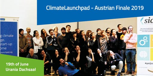 Austrian National Final: ClimateLaunchpad 2019