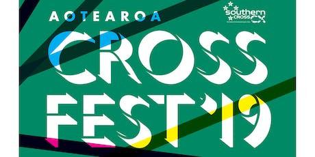 Aotearoa Cross Fest '19 tickets