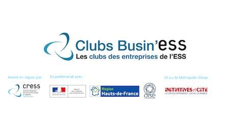 Réunion d'info : lancement du Club Busin'ESS #métropole lilloise billets