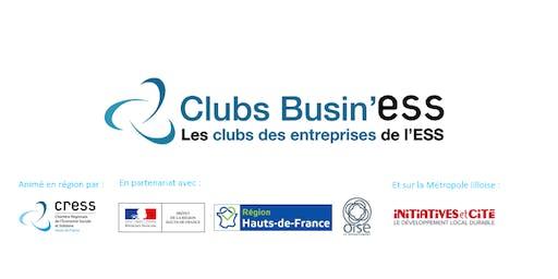 Réunion d'info : lancement du Club Busin'ESS #métropole lilloise