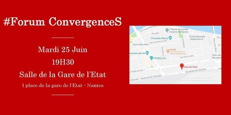Forum ConvergenceS billets