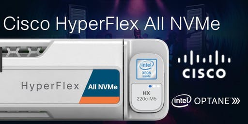 Cisco HyperFlex Hands on Training - Southfield, MI June 24, 2019