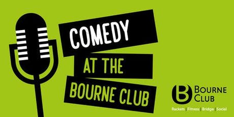 Comedy At The Bourne tickets