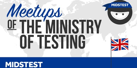 June #MidsTest with Paul Coles - Baking Codeless Test Automation tickets